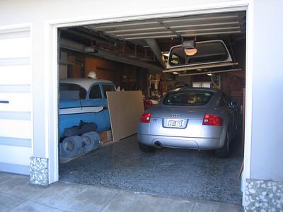 San Francisco Garage Tour - November 2008