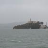 From boat to Alcatraz