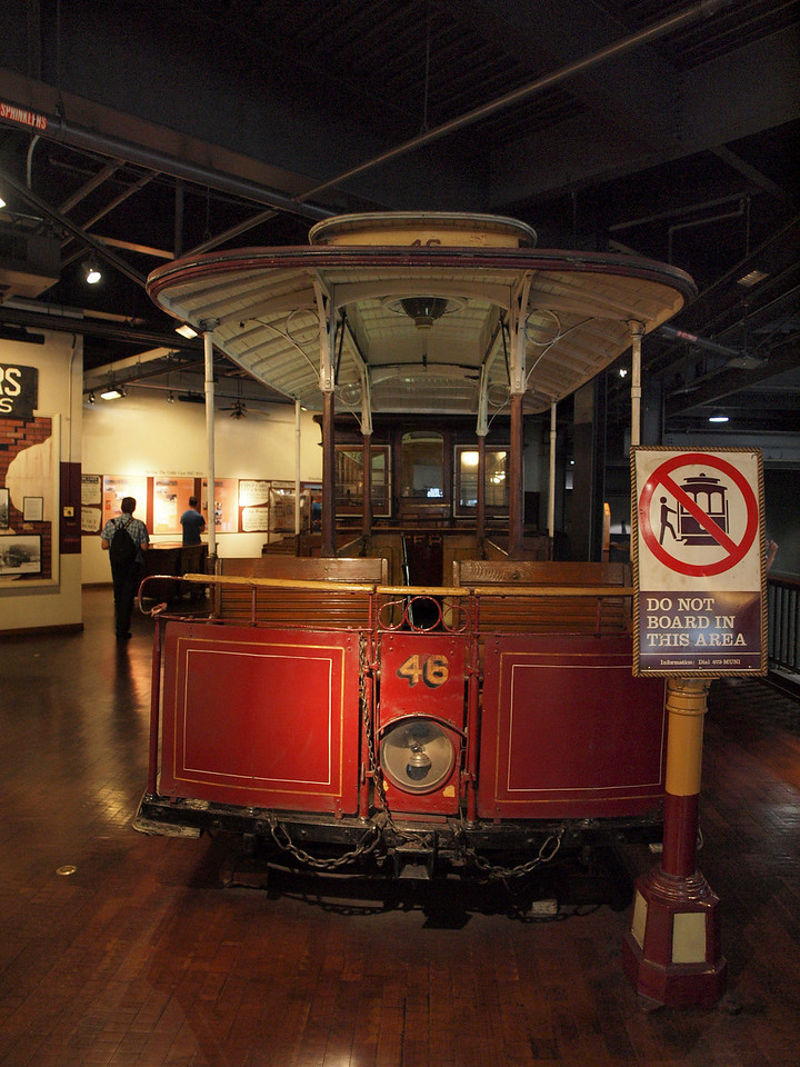 Cable Car Museum.
