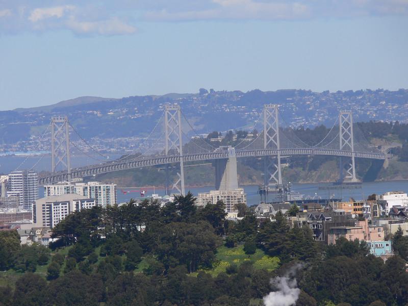 There's the Bay Bridge again