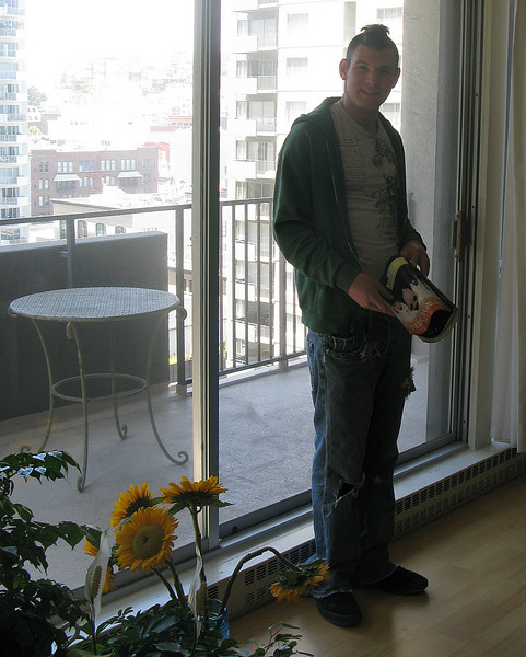 Matthew J. Schulman as Travis Bickle