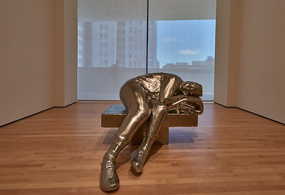 San Francisco    May 23, 2016 - Monday - SFMOMA and Gagosian Gallery  Credit- Robert Altman