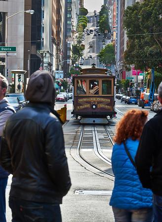 San Francisco   May 22, 2016 - Sunday- Market Street to Ferry Building/ waterfront  Credit- Robert Altman