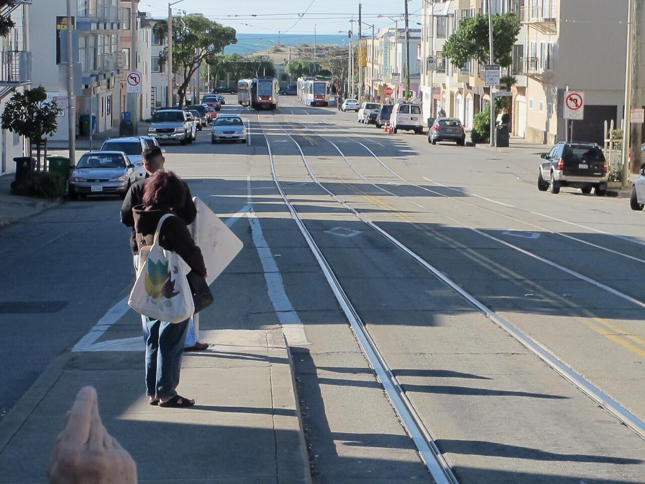 SF Street Car.