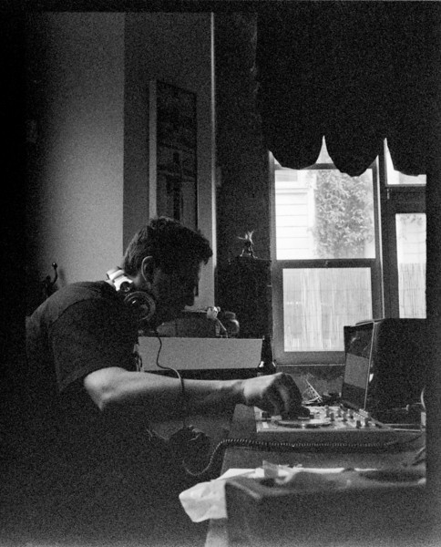 Ilford HP5 plus - Chris