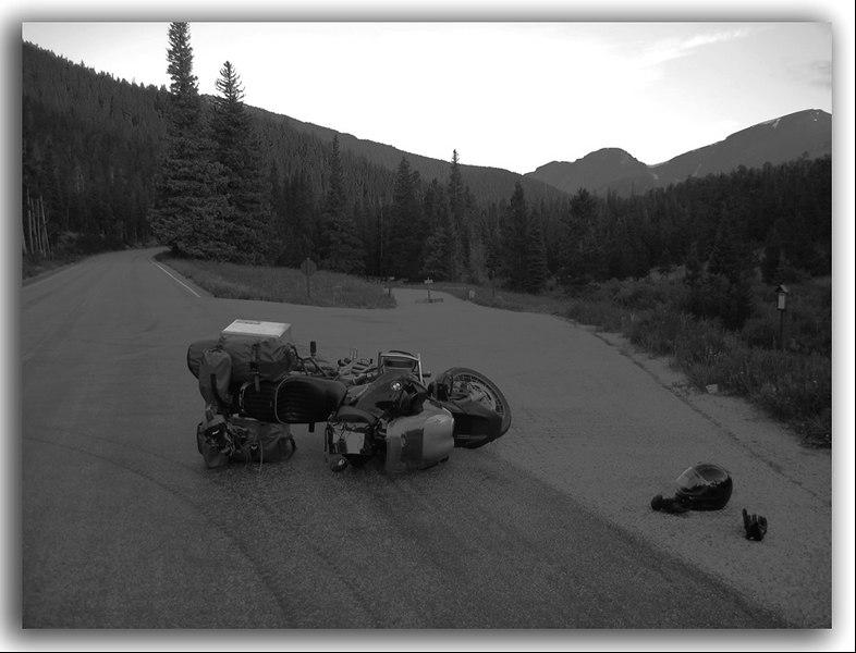 doh! Rocky Mountain National Park