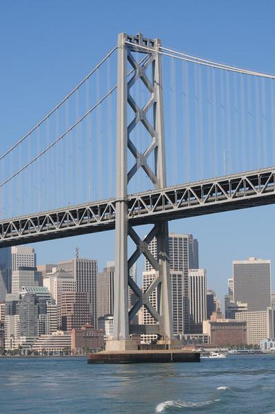 San Francisco to Oakland Bridge