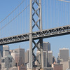 San Francisco to Oakland Bridge
