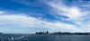 San Francisco Skyline including the Bay Bridge