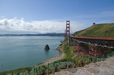 San Francisco and Big Sur