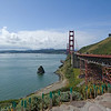 Golden Gate from Marin County Headlands