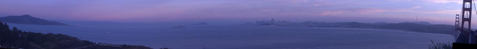 San Francisco panoramas