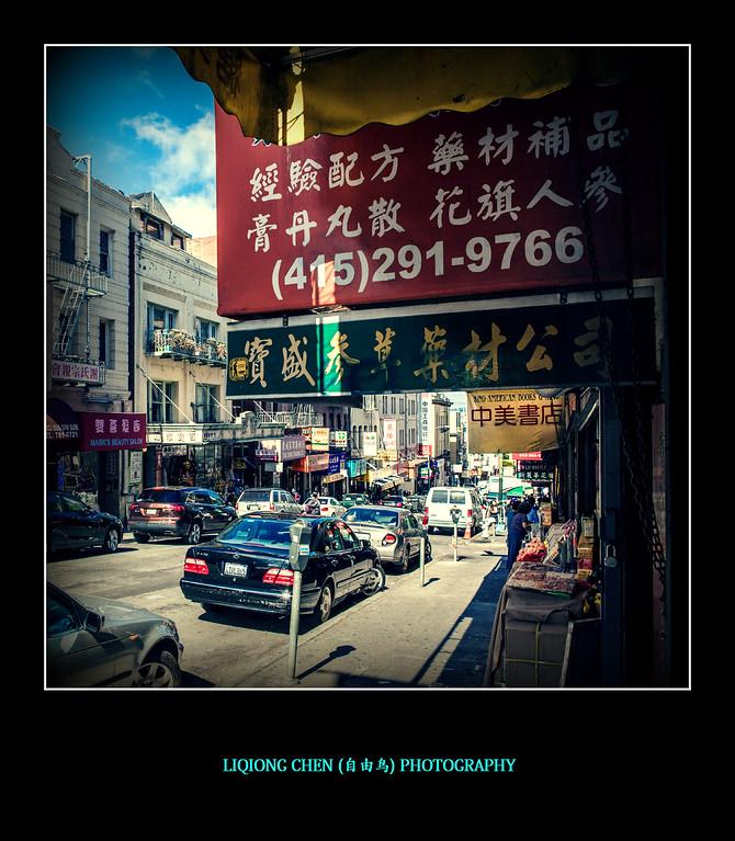 实拍旧金山唐人街,熟悉又陌生的地方