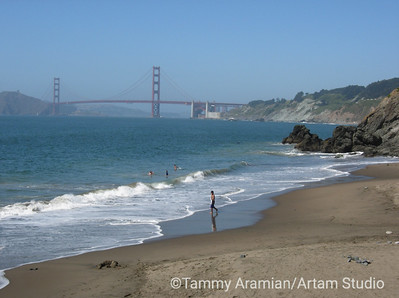 from China Beach, June 2006