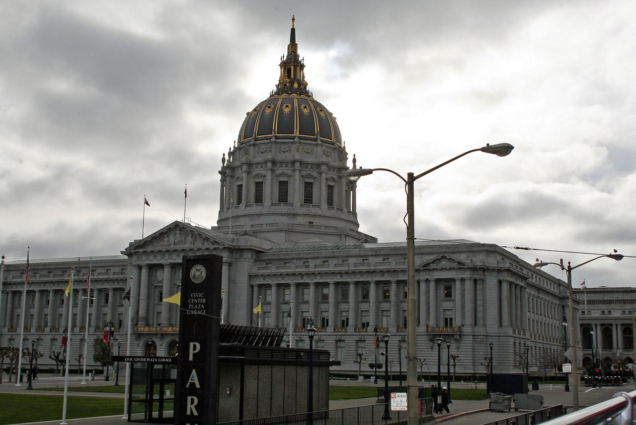 Feb. 18/08 - City Hall, San Francisco