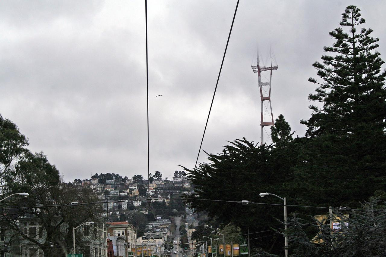 Feb. 18/08 - Sutro Tower, San Francisco