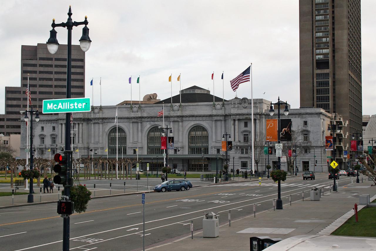 Feb. 18/08 - Main Library, San Francisco
