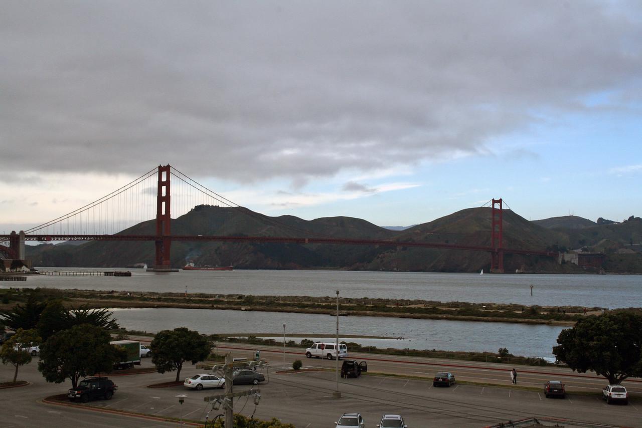 Feb. 18/08 - Golden Gate Bridge, San Francisco