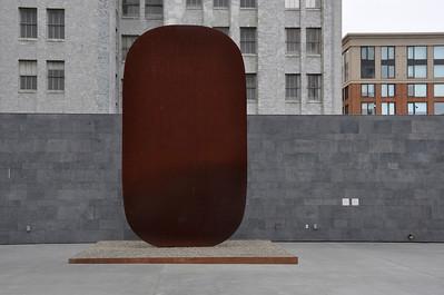 Sculpture Garden at the Museum of Modern Art