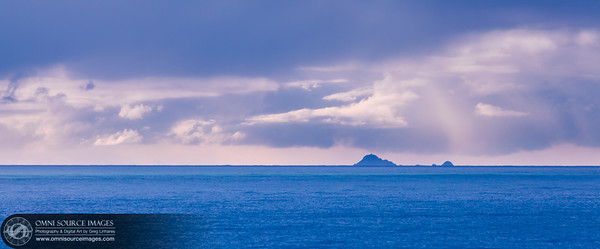 The Farallon Islands (As seen from Land's End)