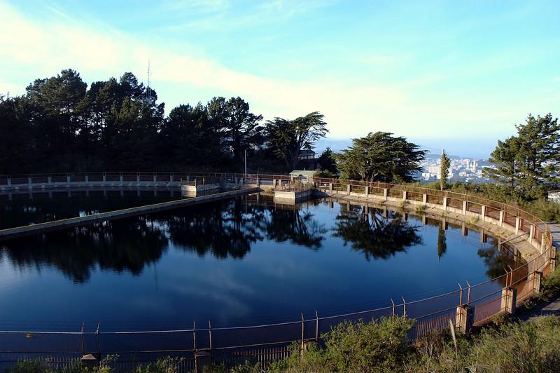 Twin Peaks Reservoir