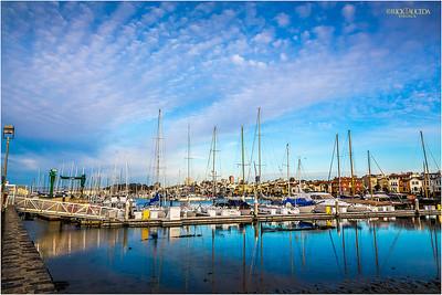 St. Francis Yacht Club Marina