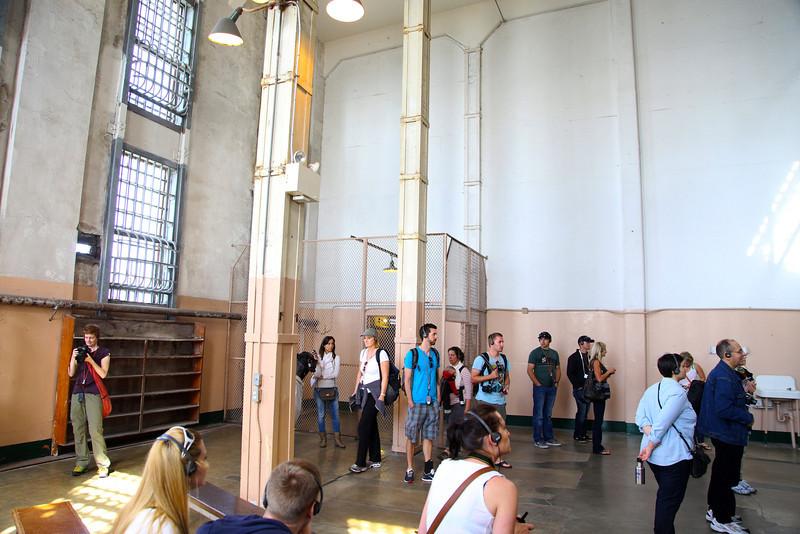 Alcatraz library