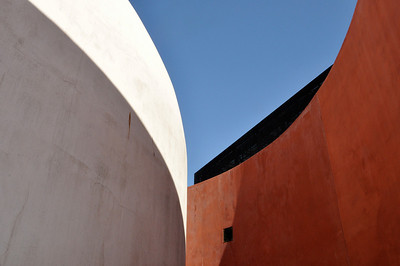 James Turrell at the deYoung Museum (Skyscape)