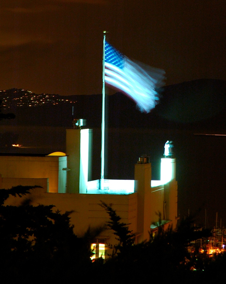 View from Coit Tower, Nov 2005