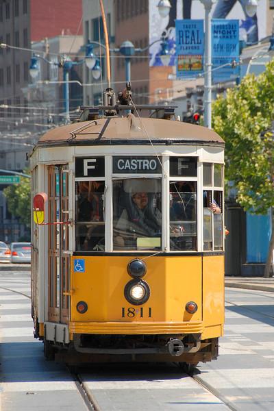 Frisco Street Car