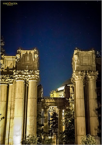 Celebrating its own resurrection after the shattering earthquake and fire of 1906, the Palace of Fine Arts was the work of architect Bernard R. Maybeck, then fifty years old and known for his innovative ideas.