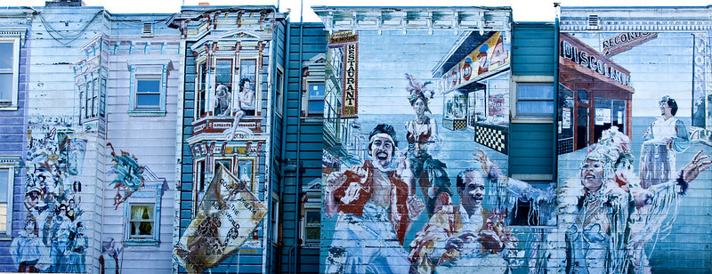 Mural 24th & Van Ness
