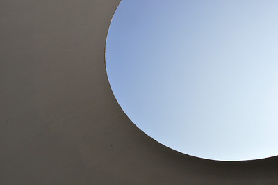 """James Turrell's """"Skyscape"""" (deYoung Museum)"""