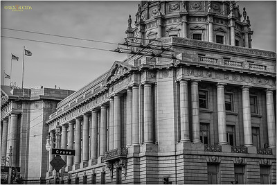 San Francisco City Hall, re-opened in 1915 after the 1906 earthquake.