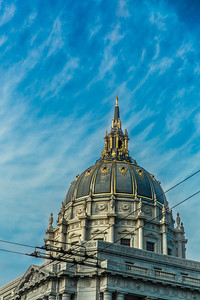 The dome of City Hall reflects American Renaissance of the 1880s to 1917.