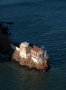 Lime Point Lighthouse / fog signal station