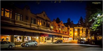 Sausalito business street