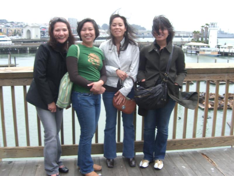 Fishermans Wharf, May 2007