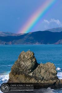 Marin Headlands Rainbow