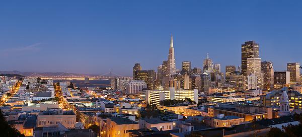 San Francisco Magic Hour