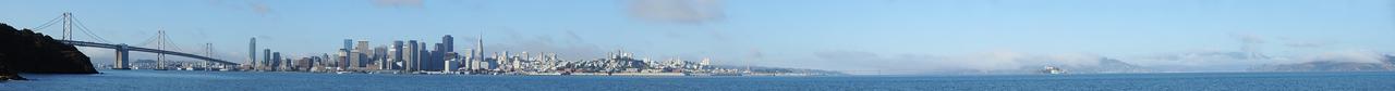 San Francisco afternoon.