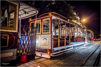 The line started regular service on September 1, 1873, and its success led it to become the template for other cable car transit systems.