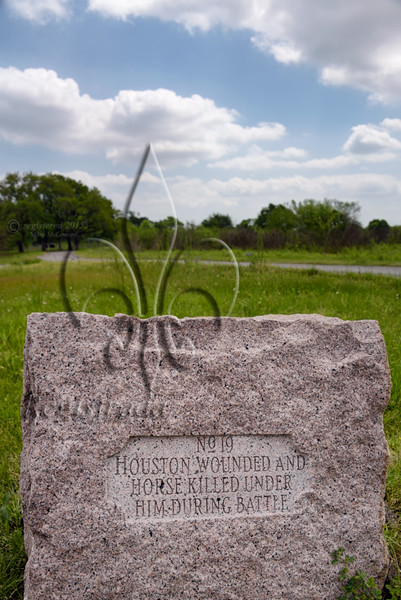 Sam Houston marker