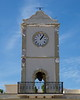The City Hall clock tower in San Jose Del Cabo