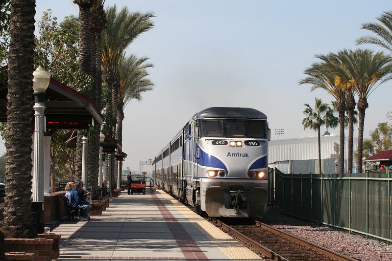 Fullerton Station, CA