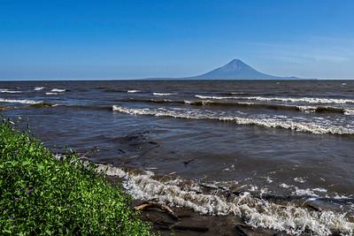 El Ometepe Volcano
