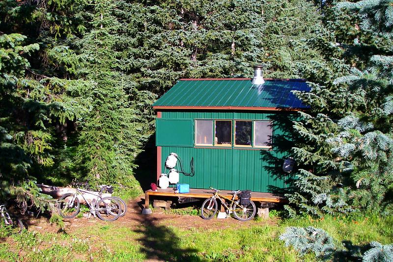 Day 2 Black Mesa Hut