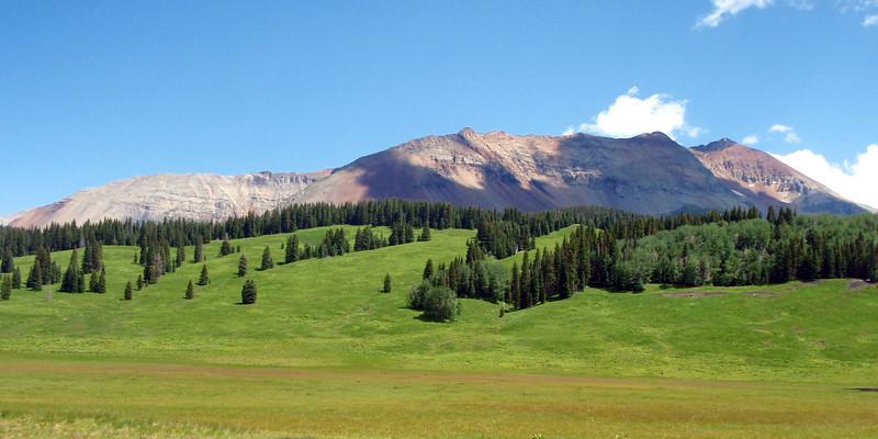 Day 2 Mt. Wilson (14,246')