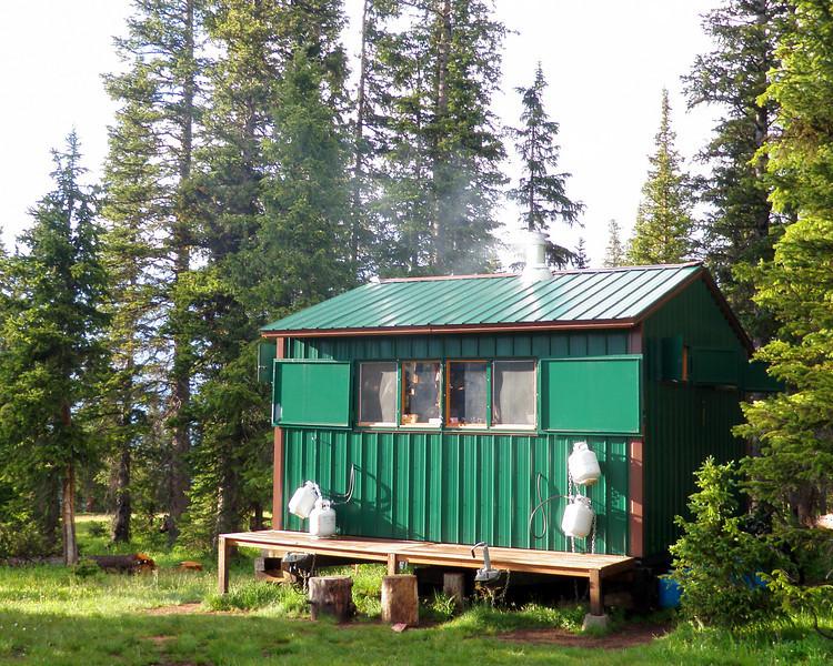 Day 1 Bolam Pass Hut