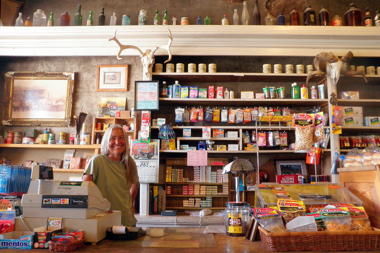 Day 5 The Friendly Bedrock Store Clerk